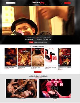 Affiliate site adult web